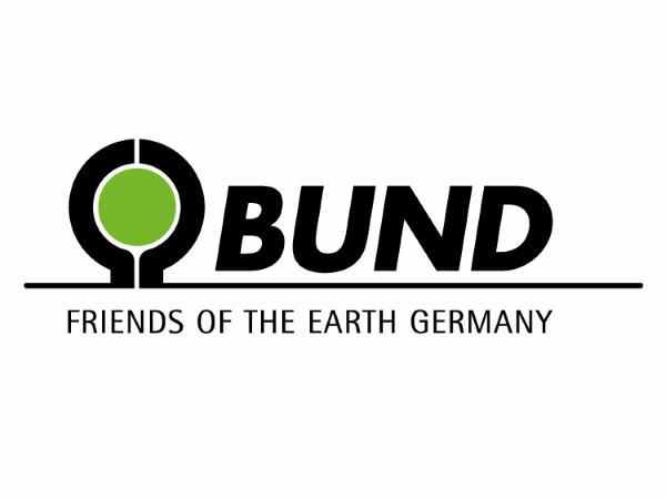 BUND Logo - Freunde der Erde